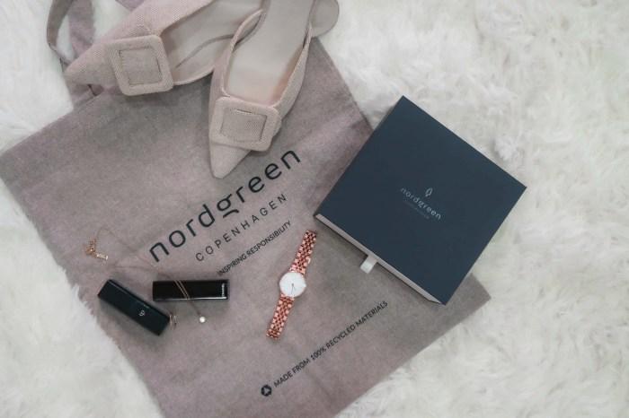 【購物】Nordgreen 夏日簡約手錶穿搭