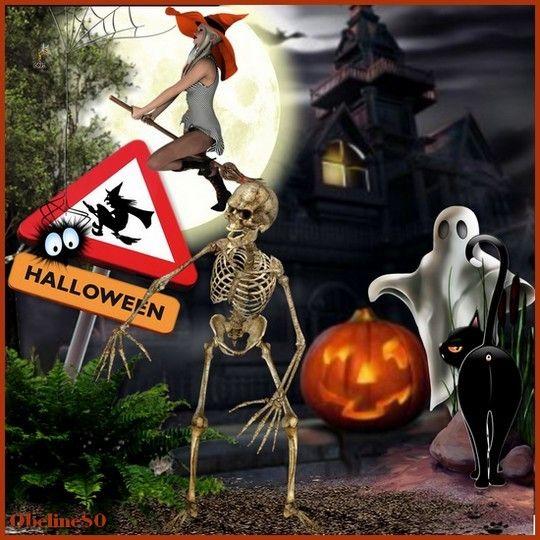 Défi Halloween