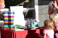 The Princess Castle Dinosaur Birthday Cake