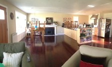 Playgroup is always a great catalyst for actually cleaning the house. It feels good when it's finished :)