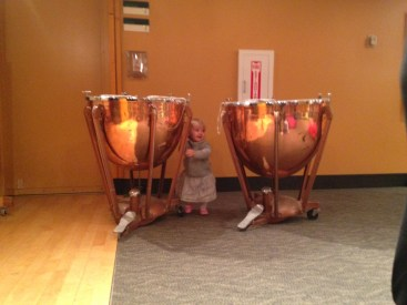 Music Class at the Symphony...