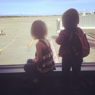So thankful for these amazing little travelers...