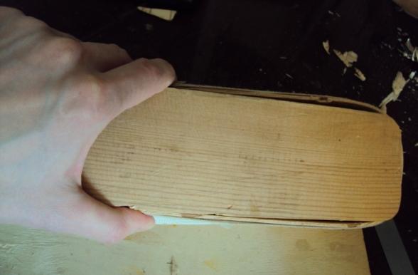 как сделать шкатулку из бересты своими руками,мастер-класс