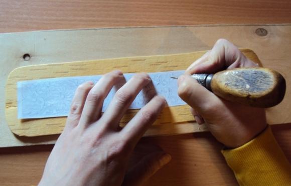 шкатулка из бересты своими руками как сделать