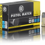 RWS Pistol Match
