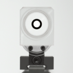 Glass Cube front sight