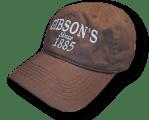 Gibson Bakery baseball cap