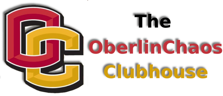 OberlinChaos Clubhouse banner