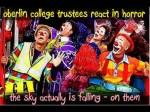 Trustees React in Horror