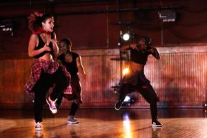 Student Dance Troupes Combine with Poetry and Song to Great Effect