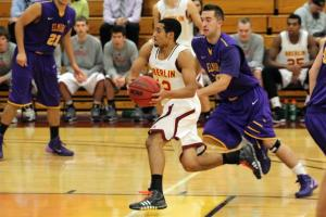 Men's Basketball Captures First Victory of Season