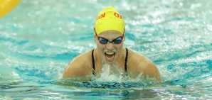 Women's Swimming and Diving 1st, Men 5th at Fredonia State