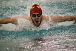 Swimming and Diving Team Makes Splash with Weekend Wins