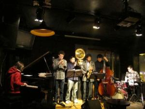 Jazz Collective Makes Friends in Beijing