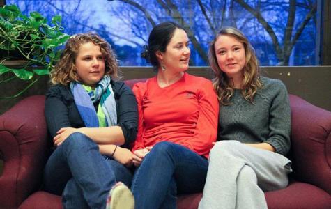 In The Locker Room with Erin Johnson, Brenna Sheldon and Grace Porter