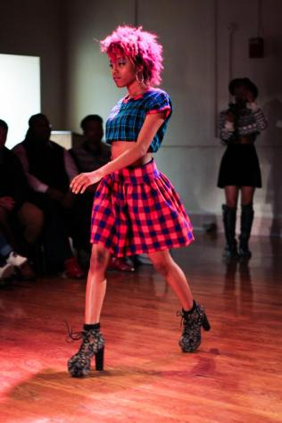 'Runway Through Africa' Models High Fashion in Sold-Out Shows