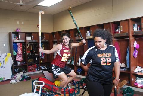 In the Locker Room with Megan Bautista and Rachel Zuckerman