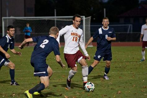 Men's Soccer Concludes Season Without Playoff Hopes