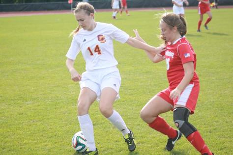Women's Soccer Wins Double-Overtime Thriller