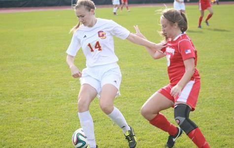 Women's Soccer Wins Double-Overtime Thriller