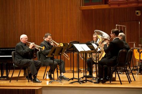 Faculty, Students Join Together to Perform Stirring Chamber Music