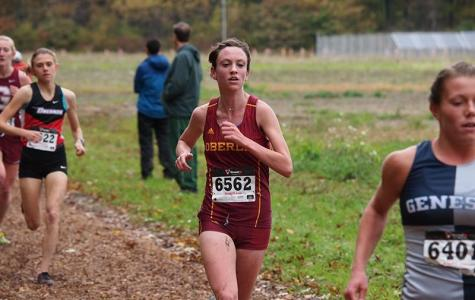 Women's Cross Country Places 7th at Championship
