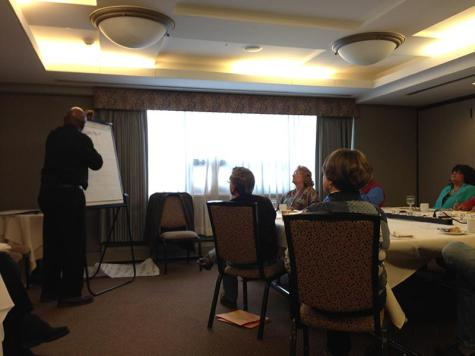 Retreat Provides Venue for Council Members to Air Concerns