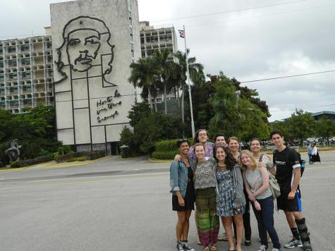 Students Challenge American Perceptions of Cuba