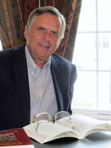 Off the Cuff: Eugene D. Schmiel, Civil War historian and author