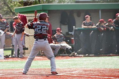 Inconsistency Keeps Baseball .500 Against Lords