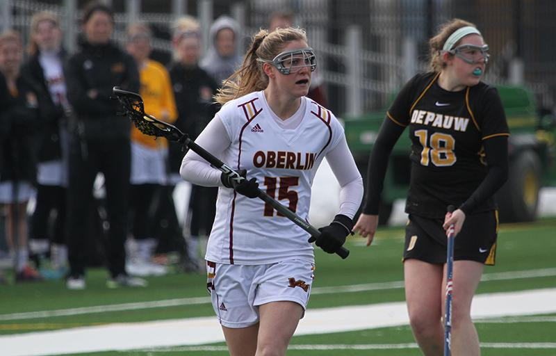 Senior+captain+and+midfielder+Kate+Hanick+sprints+down+the+field+during+a+home+game%0D%0Aagainst+the+DePauw+University+Tigers+on+March+21.+The+Yeowomen+have+won+six+games+in%0D%0Aa+row+and+are+8%E2%80%931+on+the+season.