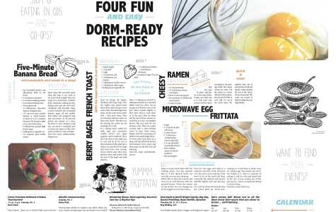 Four Fun and Easy Dorm-ready Recipes