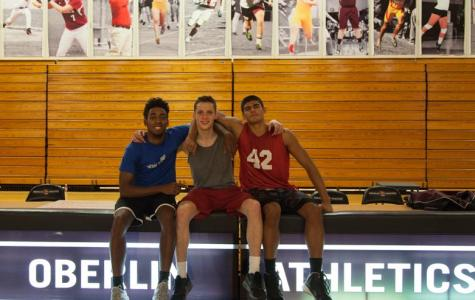 In The Locker Room with Nile Godfrey, Spencer Seabaugh and Ryan Lockman