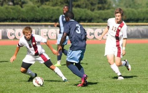 DePauw Spoils Oberlin's Conference Kickoff