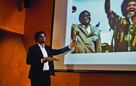 Lecture Highlights Cultural, Racial Roots of Baseball