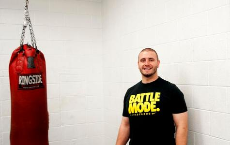 In the Locker Room with Grant Butler