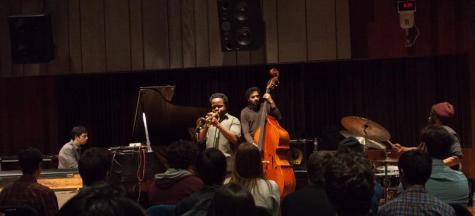 Feature Photo: Ambrose Akinmusire Quartet