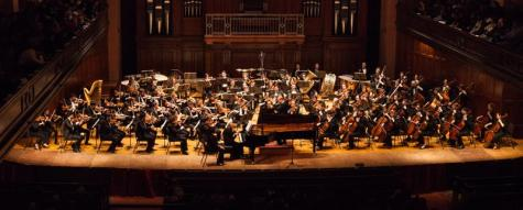 Duphil, Oberlin Orchestra Pack Finney Chapel