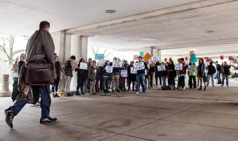 Students Rally as OCOPE Negotiations Continue