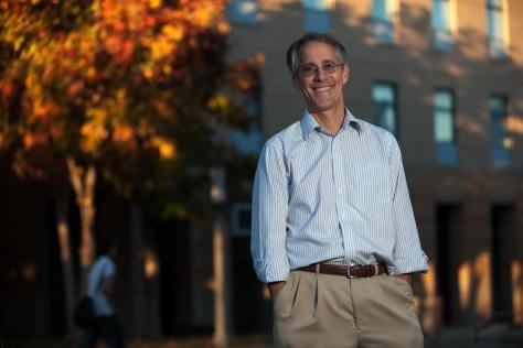 Off the Cuff: Jeffrey Wasserstrom, Professor, Author, Historian