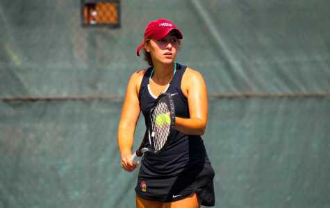 Feature Photo: Women's Tennis Hosts Invitational