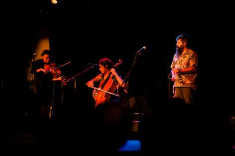 Feature Photo: Leyla McCalla Trio
