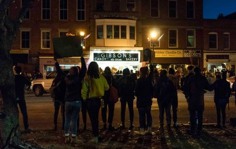 Students Call for Gibson's Bakery Boycott