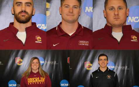 Athletics Department Welcomes New Coaches