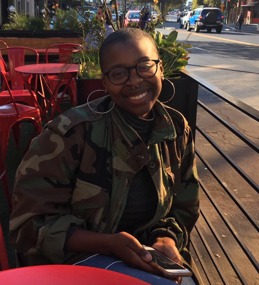 Zoé Samudzi is a Medical Sociology Ph.D. student who focuses her work on transgender peoples' ability to access health care
