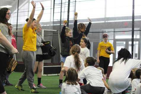 Play Like A Girl: Clinic Celebrates Women in Sports