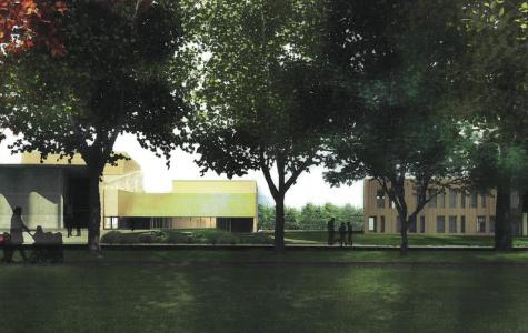 $14-Million Hall Annex Renovations to Begin in June
