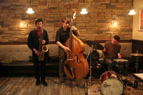 Lorenzo's Jazz Night Connects Conservatory, City