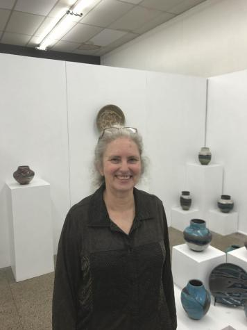 Off the Cuff: Liz Burgess, Owner of Ginko Gallery