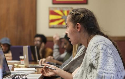 Student Senate Proposes Central Budgeting Committee